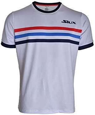 Siux Camiseta Luxury Blanco: Amazon.es: Deportes y aire libre