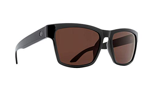 SPY OPTIC HAIGHT 2 BLACK - HAPPY BRONZE POLAR - FLAT ()
