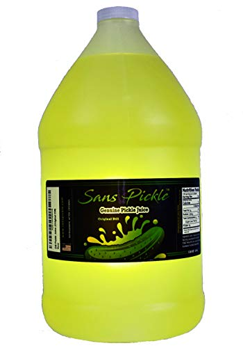 Pickle Juice | 1 Gallon of Dill Pickle Juice