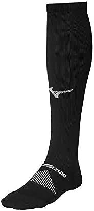 Mizuno Performance Otc Sock, Black, Large