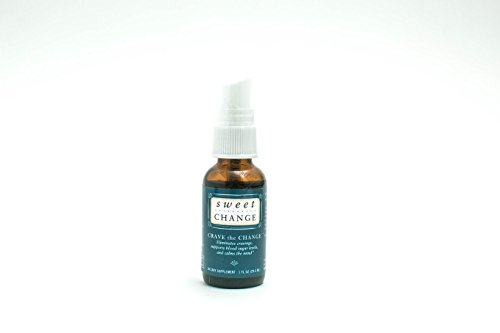 Sweet Change - Stops Sweet Cravings, Balances Blood Sugar Levels and More - 1oz. Liquid Spray
