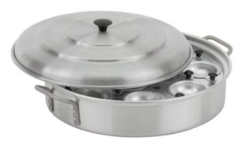 Royal Industries ROY 209  Aluminum Egg Poacher by Royal Industries (Image #1)