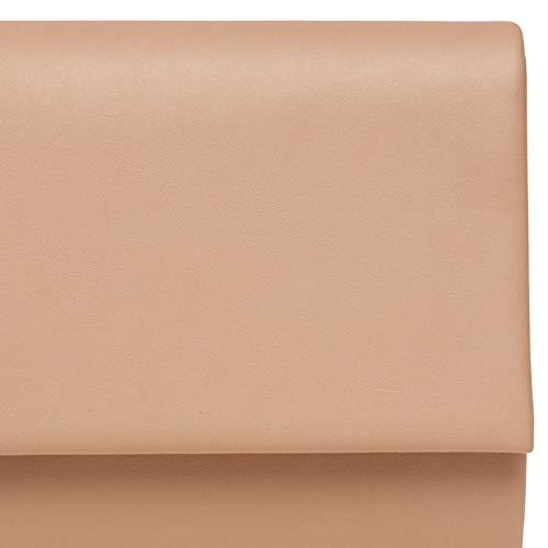 Clutch o Baguette para para de Rosa Bolso Fiestas CASPAR Mujer Mano TA412 Bodas Largo 8FPPw0q