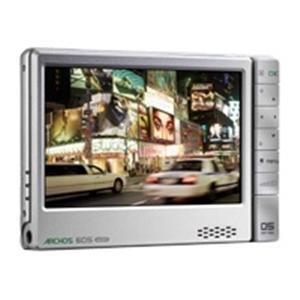 (ARCHOS 605 wifi 160gb multimedia player MP3/photo/video/recorder 4.3 touchscreen USB)