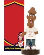 Dickhead bobblehead doll - brown