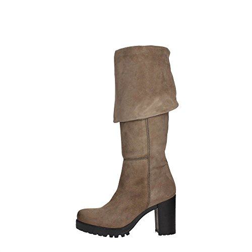 Luciano Barachini 3746D Botas Mujer TAUPE SCURO