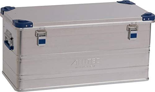 ALUTEC 2013092 Industry - Caja de aluminio (1 mm de grosor, 782 x ...