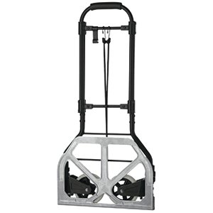 Travel Smart by Conair Heavy-Duty Luggage Cart (Platform Camera Dolly)
