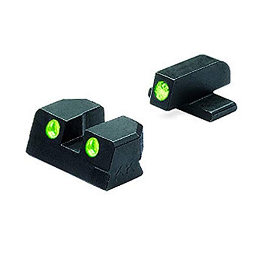 Meprolight Springfield Tru-Dot Night Sight for XD 9mm & .40 Fixed set (4