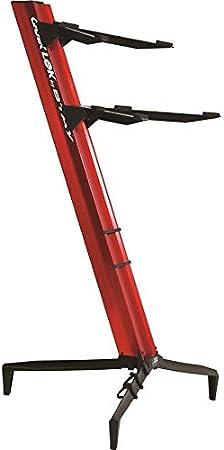 SL913RE Soporte para teclado Rojo metálico: Amazon.es ...
