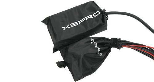XSPRO 12 X 4 Channel 100' Pro Audio Low Profile Snake