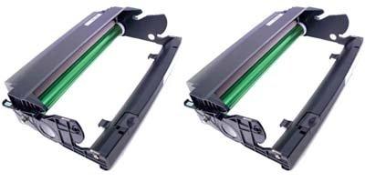 (Clearprint E250X22G Compatible 2-pack of Photoconductors for Lexmark E250, E350, E352, E450 printers)