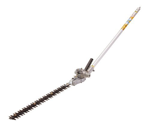 Tanaka SF-HT Commercial Grade Split-Boom Articulating Hedge Trimmer Attachment 22-Inch Double-Sided Blades (Renewed)
