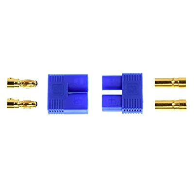 Apex RC Products 10 Male / Female EC3 Battery Connector Plugs - 10 Pairs #1525: Toys & Games