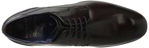 Marrone 6100 Dark Scarpe Uomo Brown 311151052500 Stringate Bugatti qB8vxwCP