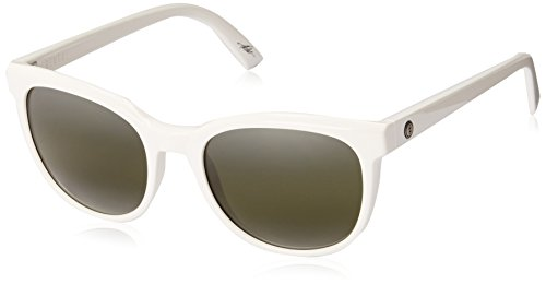 Electric Visual Bengal Alpine White/OHM Grey - Alpina Sunglasses