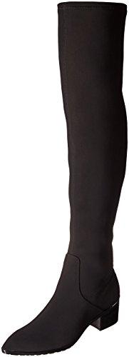 Donald J Pliner Women's Dayle-D Engineer Boot, Black, 7 M US