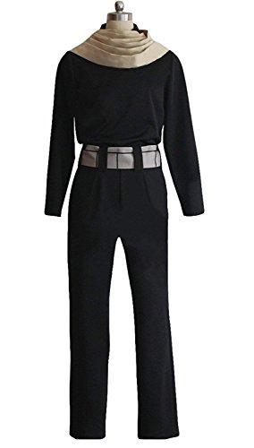 Xcoser Aizawa Shouta Costume Deluxe Black Uniform Cloth Hero Academia CL Cosplay Halloween M
