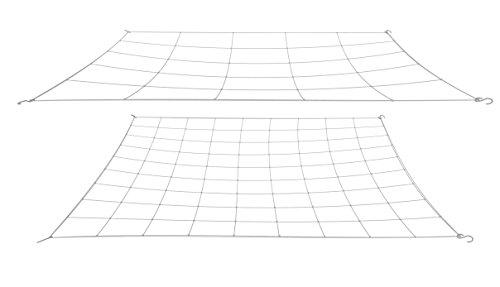 - Grow tent flexible trellis net 2 pack , one size fits all.