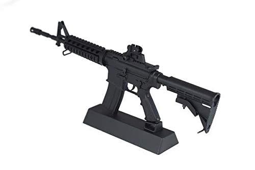 Ghost Modèle réduit d'arme factice-Maquette décorative en métal avec Support de présentation-A Collectionner : kit n°1… 4