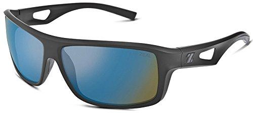 Zeal Optics Range Polarized Sunglasses - Black Frame with Bluebird HT - Sunglass Zeal