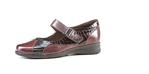 PITILLOS Type Women nbsp; Comfortable With Mercedes Coconut Black Combined Shoes rr4qOw
