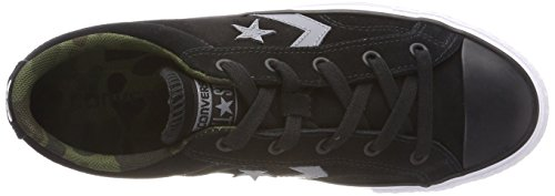 Black Zapatillas Black Grey Player 001 Cool Converse Star Unisex White White Cool Negro Grey Adulto OX q1gtHcF