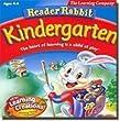 Reader Rabbit Kindergarten