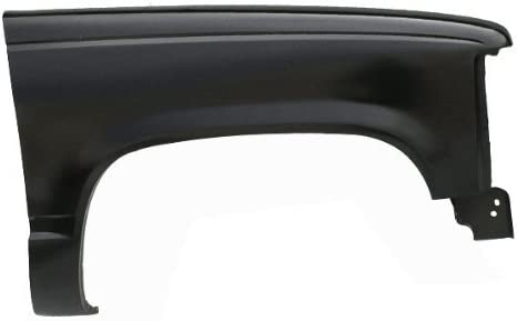 Driver Side Fender for GMC K2500 1988-2002 New GM1240132 Front