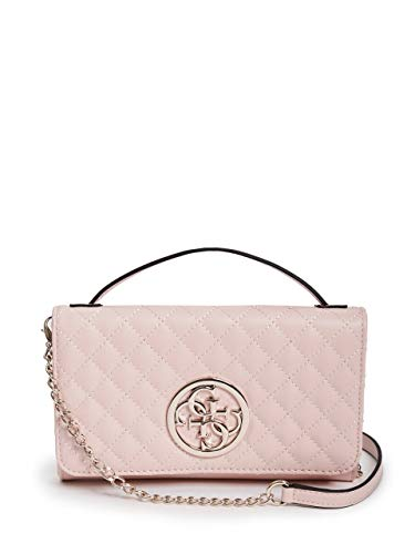 Wallet Quilted Clutch Lux Blush G GUESS 1pqPwtxn