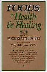 Foods Health Healing Yogi Bhajan product image