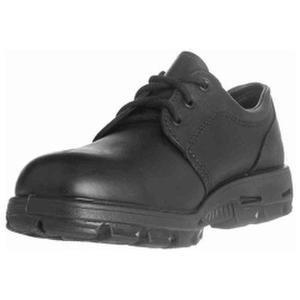 Redback (RDBUOXBF9) Black Oxford Walkabout Leather Shoe