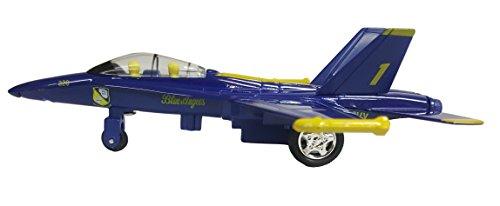 Blue Diecast Toy - 7