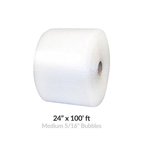 Bubble warp roll