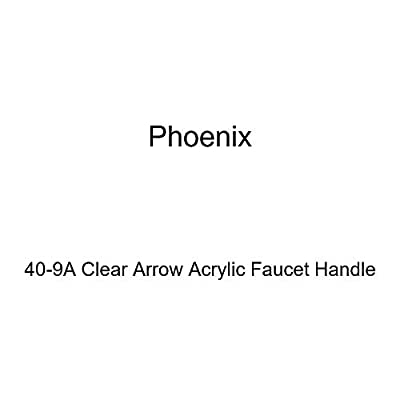 Phoenix 40-9A Clear Arrow Acrylic Faucet Handle