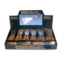 Ega Master 64 PCS. SCRAPERS DISPLAY STAND