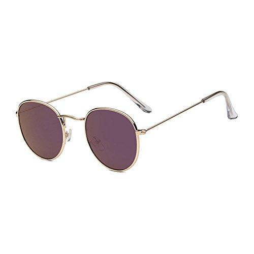 BB3444447C5 Gafas TL Colores Mujer Sunglasses C5 polarizadas Sol de Clásico Redondo Nuevo Ricos MN3444447BB Metal MN Hombre 6SHFxq