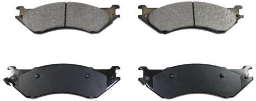 DuraGo BP702 C Front Ceramic Brake Pad