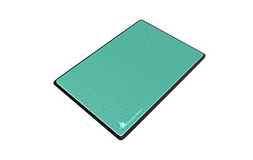 DefenderPad Laptop EMF Radiation Protection & Heat Shield by DefenderShield - Anti Radiation Laptop Computer Pad & EMF Blocker Lapdesk Compatible up to 17'' Chromebook, MacBook by DefenderShield (Image #3)