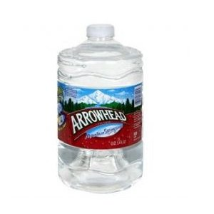 Arrowhead Water Spring, 1-Gallon (Pack of 6)