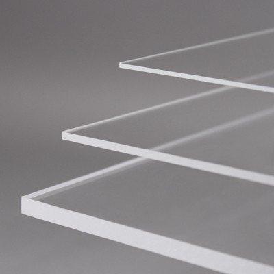 clear acrylic plexiglass 1 4 0 220 thick 23 7 8 x 23 7 8