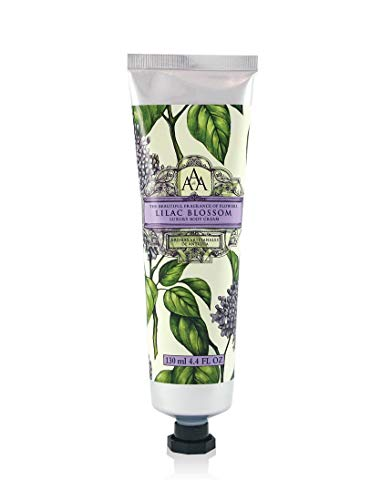 AAA - Luxury Hand Cream with Shea Butter - Lilac Blossom - 60 ml / 2 fl oz (Lilac Hand Lotion)