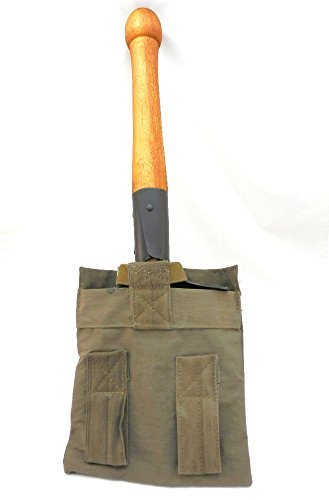 - Shovel 1984 Special Forces Shovel Includes Sheath Shovel With Pouch by PetriStor