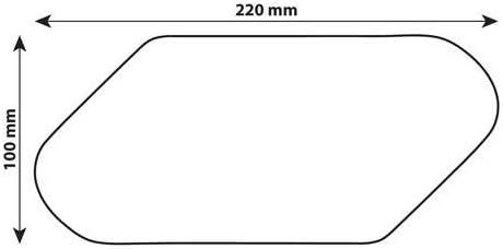 Protections de Reservoir XLV650 Transalp