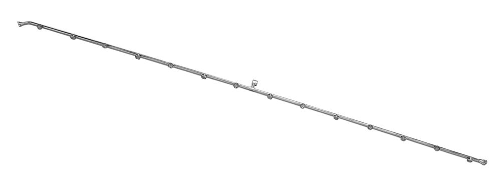 麻場 替板スズラン噴口15頭口(中間口) 450030990 B00P10323G