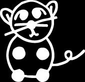 Kitten Stick Figure Family stick em up White vinyl Die Cut vinyl Decal sticker for any smooth surface