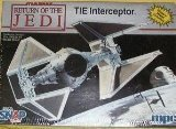 : Star Wars Return of the Jedi Tie Interceptor Model Kit
