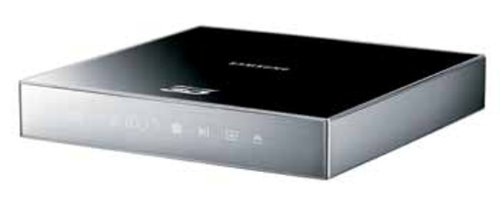 Samsung BD-D7000 3D Blu-ray Disc Player (Silver) [2011 MODEL]