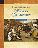 Documents of Western Civilization to 1715, Gregory, Candace, 0495030104