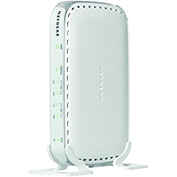 NETGEAR CMD31T (4x4) Cable Modem (CMD31T) Certified Refurbished - for Comcast, Cox, Cablevision